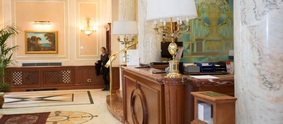 Hotel のアンドレオラ・セントラル・ホテル